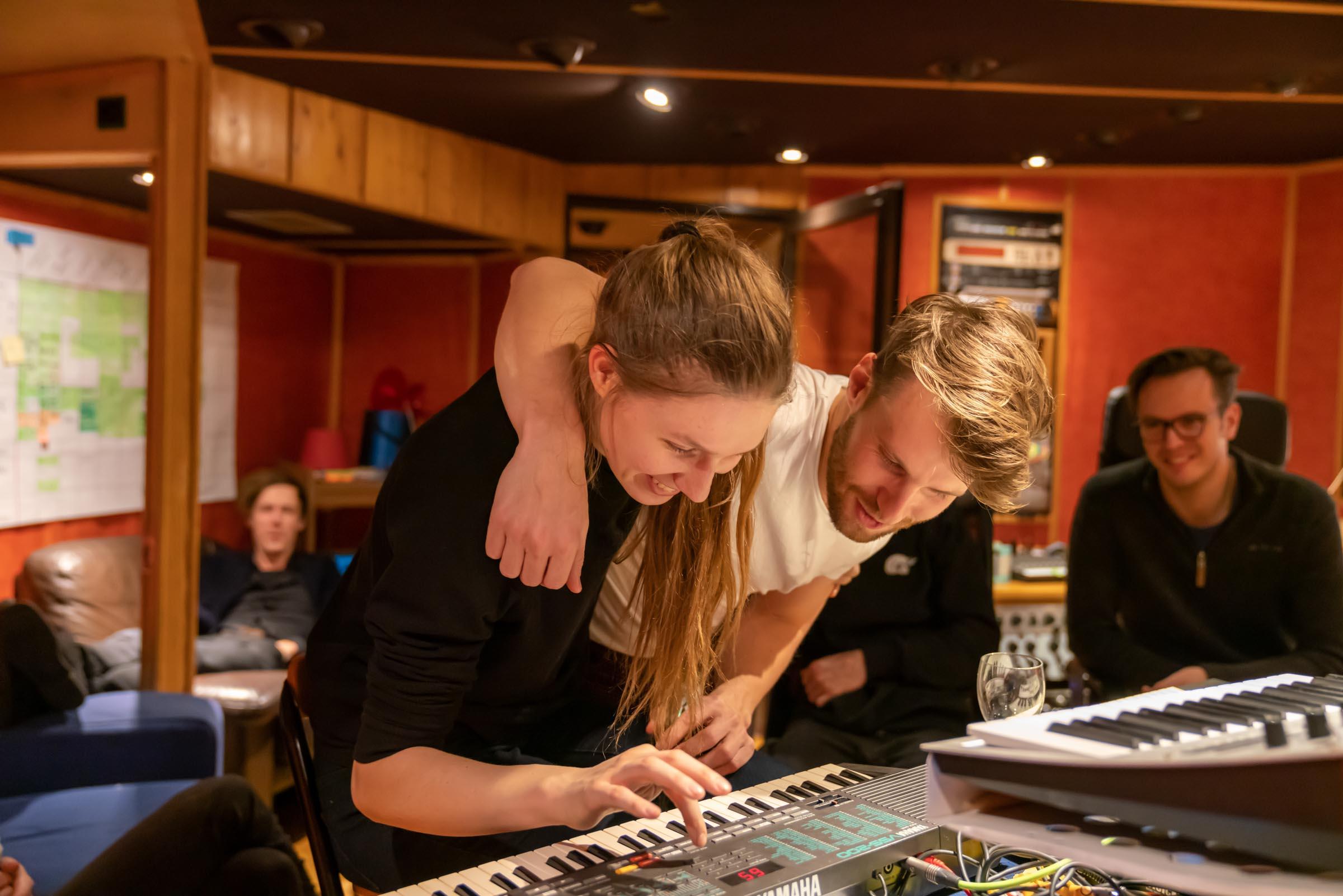 image from Avi on Fire @ Gam Studio